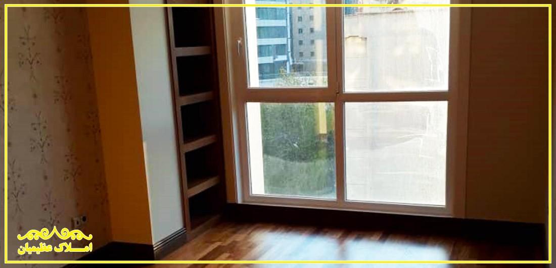 املاک عظیمیان - آپارتمان 380 متر - گلستان شمالی