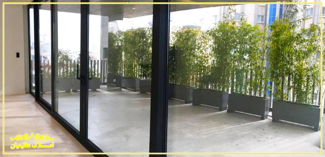 املاک عظیمیان - خرید و فروش - رهن و اجاره - آپارتمان 540 متر - پنت - فرمانیه سنبل