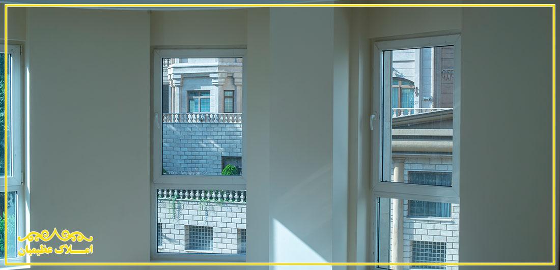 املاک عظیمیان - خرید و فروش - رهن و اجاره - آپارتمان 385 متر کامرانیه جنوبی