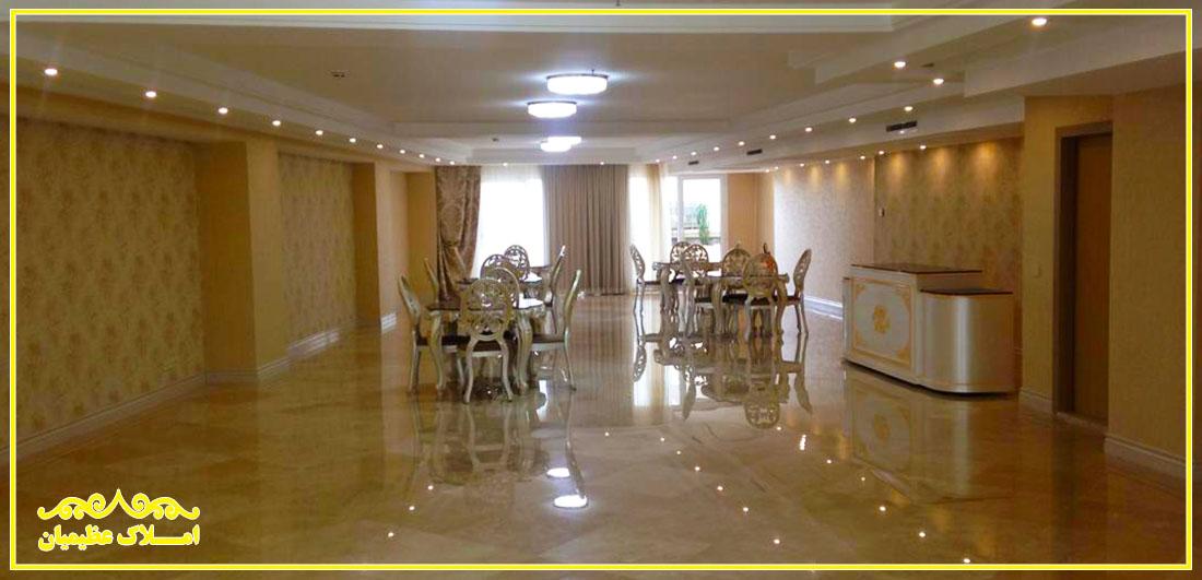 املاک عظیمیان - خرید و فروش - رهن و اجاره - آپارتمان 425 متر - بوکان (مرجان) - املاک