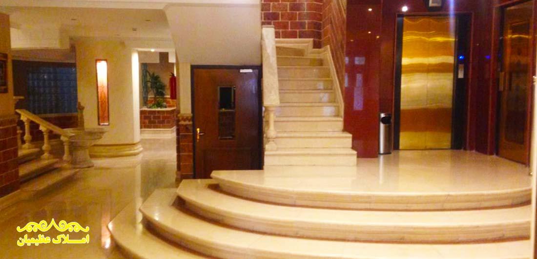 آپارتمان 208 متر - نیاوران - (فروش) - املاک عظیمیان - خرید و فروش - رهن و اجاره