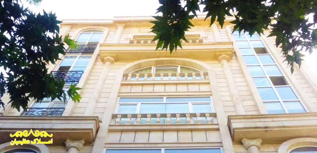 آپارتمان 215 متر - نیاوران (رهن و اجاره) + (155 متر سالن)