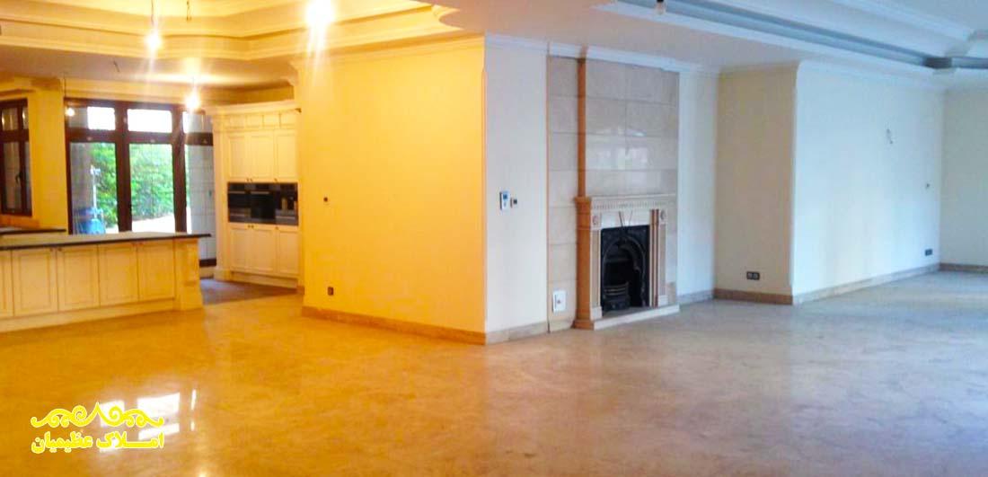 آپارتمان 430 متر - کامرانیه (فروش) - املاک عظیمیان - خرید و فروش - رهن و اجاره