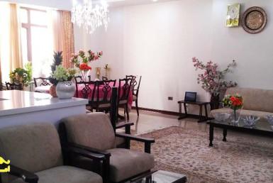 آپارتمان 145 متر - نیاوران (فروش) - املاک عظیمیان - خرید و فروش - رهن و اجاره