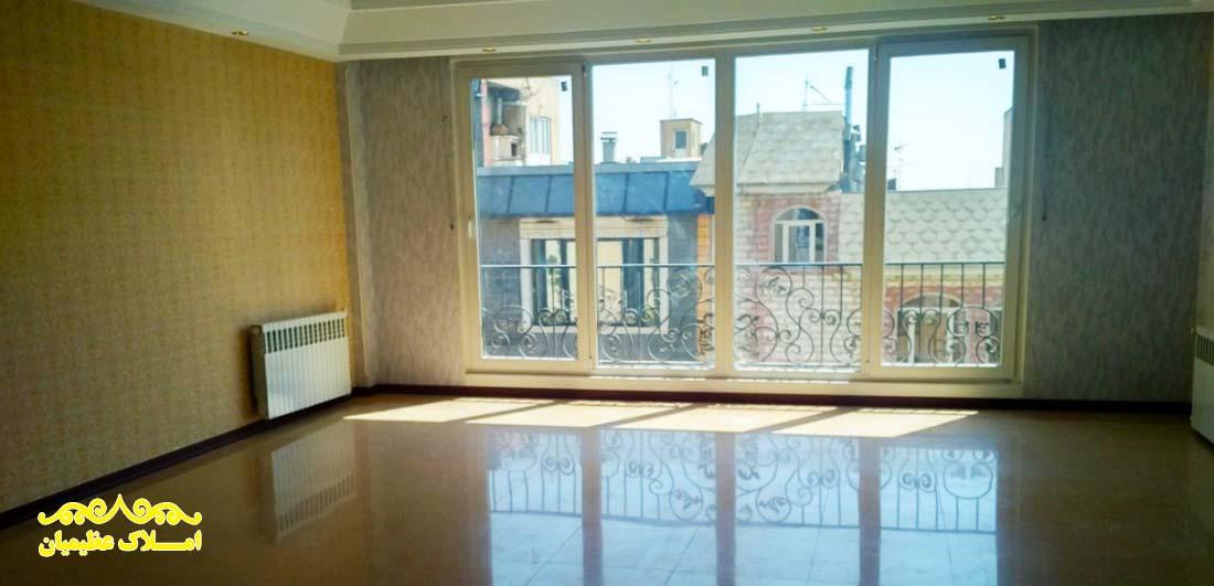 آپارتمان 110 متر - اقدسیه (فروش) - املاک عظیمیان - خرید و فروش - رهن و اجاره