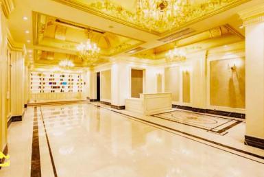 فروش آپارتمان در نیاوران - 220 متر - (جمشیدیه) - املاک عظیمیان 02122832004