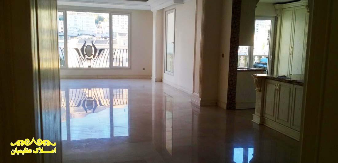 فروش آپارتمان در صاحبقرانیه - 200 متر - (نوساز) - املاک عظیمیان - خرید و فروش