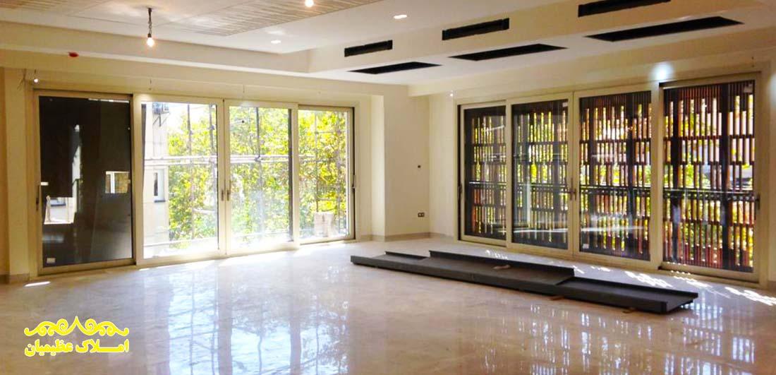 فروش آپارتمان در صاحبقرانیه - 560 متر - (برج سوپر مدرن) - املاک عظیمیان - خرید و فروش