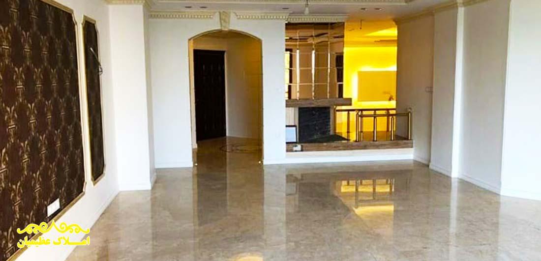 فروش آپارتمان در نیاوران - 292 متر - (سند تک برگ) - املاک عظیمیان - خرید و فروش