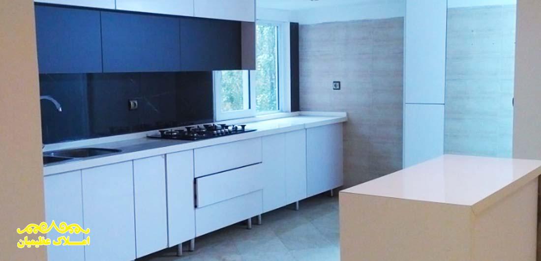 فروش آپارتمان در آجودانیه - 165 متر - (سه خواب) - املاک عظیمیان - خرید و فروش