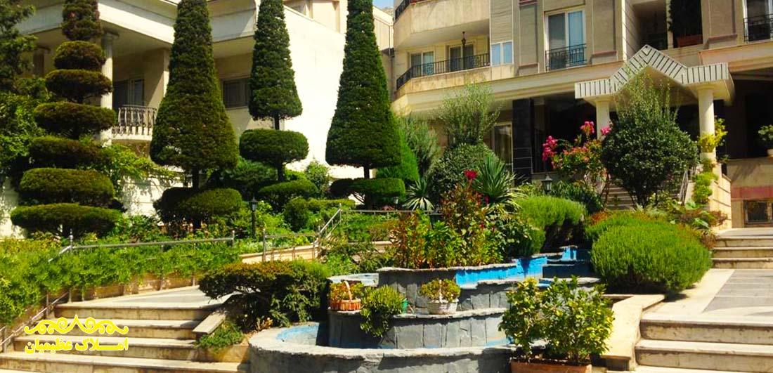 آپارتمان 200 متر - فرمانیه (سنبل) (فروش) - املاک عظیمیان - خرید و فروش - رهن و اجاره