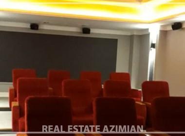 املاک عظمیان - عمارت لوکس ۲۷۰ متر - فرمانیه شرقی (سنبل)