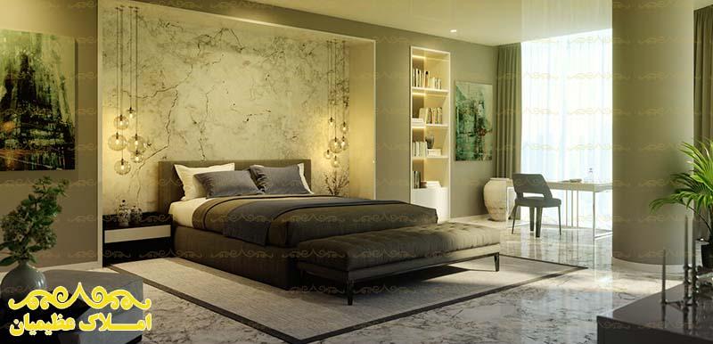 ویژگی های یک اتاق خواب لوکس چیست؟