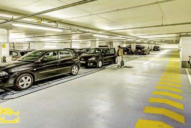 مزیت پارکینگ و وجود آن در ساختمان های لوکس - املاک عظیمیان - مقالات - امکانات ملک