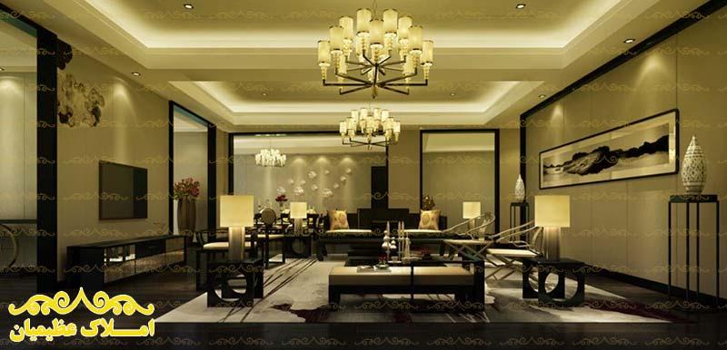 طراحی داخلی و نورپردازی ساختمان را چطور اجرا کنیم؟