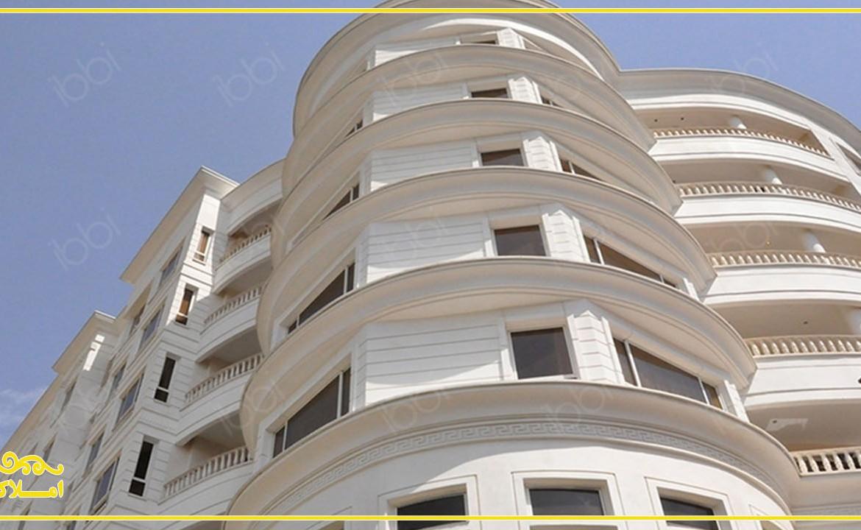 املاک عظیمیان - آپارتمان 350 متر - اقدسیه (سپند)
