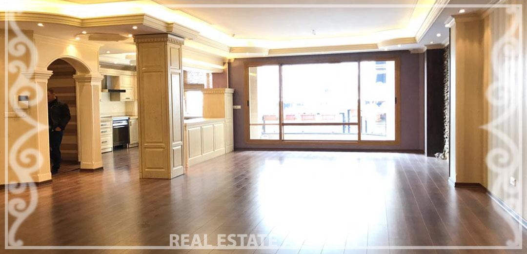 املاک عظمیان - آپارتمان ۳۲۰ متر - نیاوران شمال کاخ