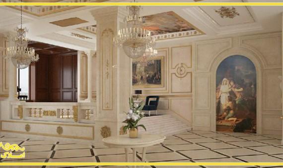 املاک عظمیان - آپارتمان 450 متر - نیاوران (مرجان)