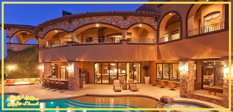لوکس ترین خانه های دنیا چه ویژگی هایی دارند؟