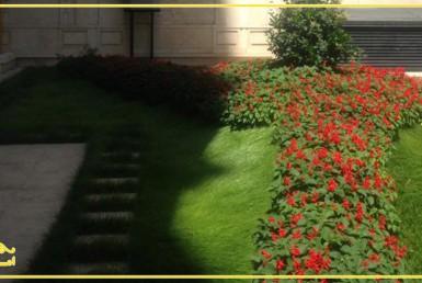 املاک عظیمیان - آپارتمان 275 متر - فرمانیه (سنبل)
