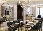 املاک عظیمیان - آپارتمان 350 متر - فرمانیه شرقی