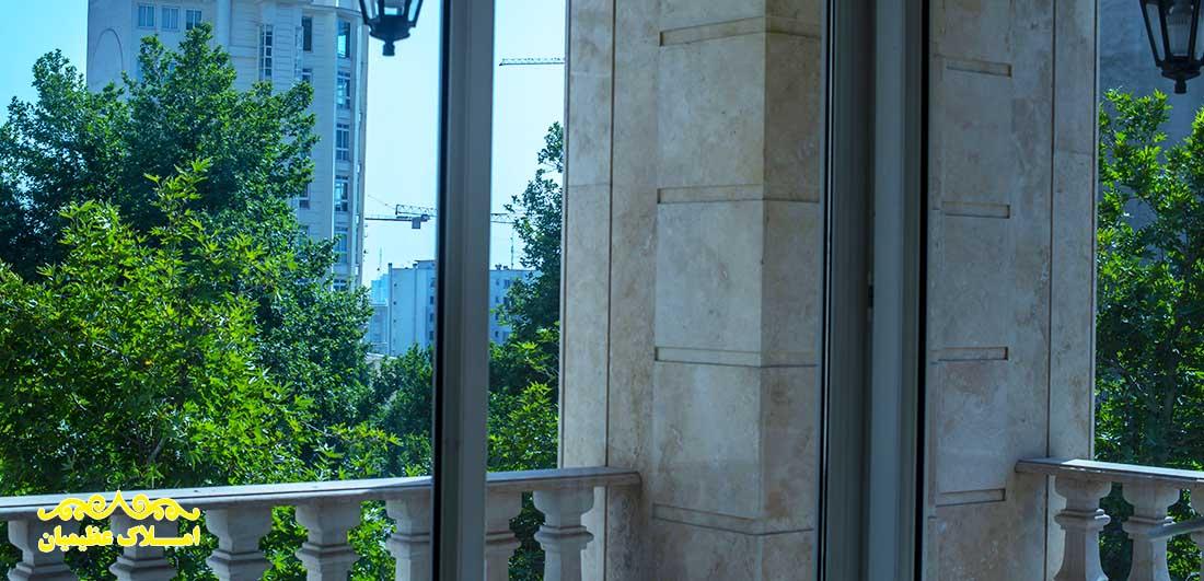 فروش آپارتمان در کامرانیه جنوبی - 385 متر - (بهترین فرعی دیپلماتیک) - املاک عظیمیان