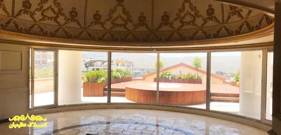 فروش ویلا در لواسان - 1000 متر زمین - (1300 متر بنا) - املاک عظیمیان - خرید و فروش