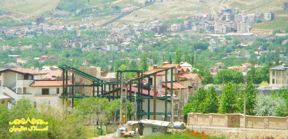 فروش ویلا در لواسان - 550 متر زمین - (290 متر بنا) - املاک عظیمیان - خرید و فروش