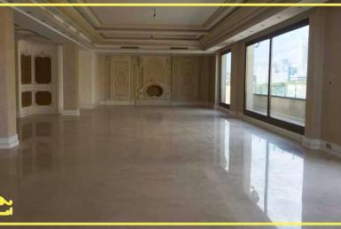 املاک عظیمیان - خرید و فروش - رهن و اجاره - آپارتمان پنت هاوس 840 متر - فرمانیه (سنبل)
