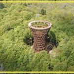 املاک عظیمیان - مقالات - کاربردی - معماری - برج اسپیرال در پارک تفریحی کپنهاگ را بشناسیم