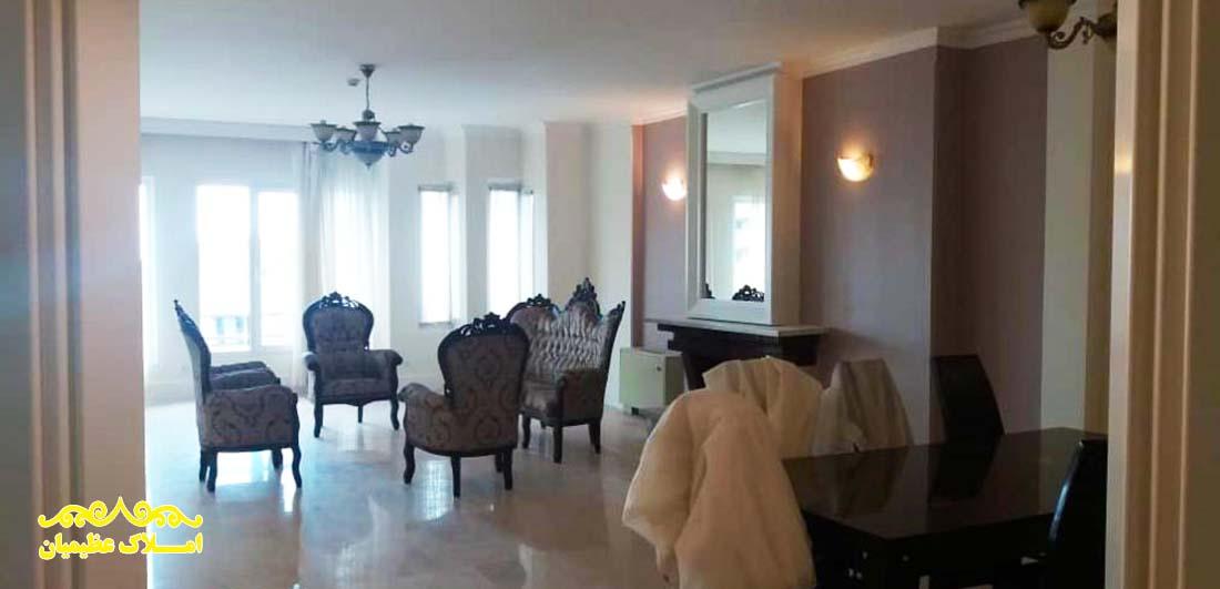 آپارتمان 205 متر - گلستان شمالی (فروش) - املاک عظیمیان - خرید و فروش - رهن و اجاره
