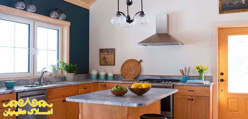 طراحی آشپزخانه تندرست