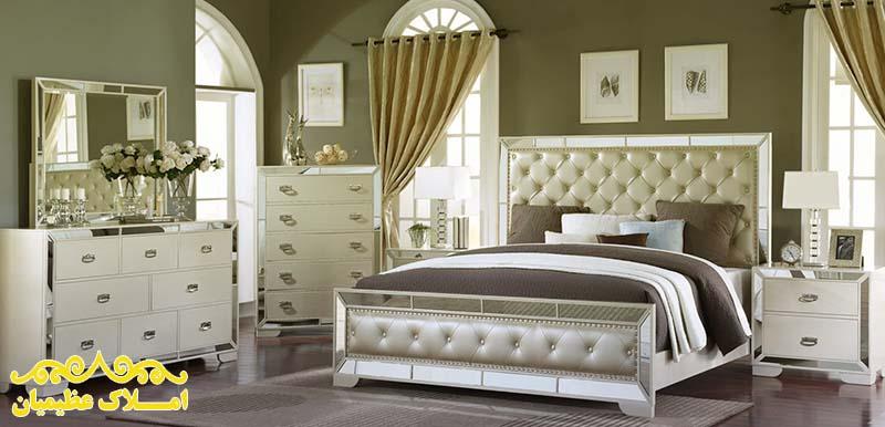 ویژگیهای تختخواب استاندارد برای خواب راحت