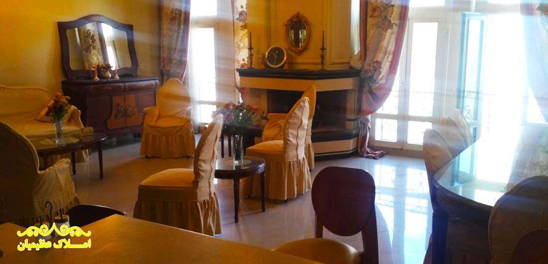 آپارتمان 150 متر - آجودانیه (فروش) - املاک عظیمیان - خرید و فروش - رهن و اجاره