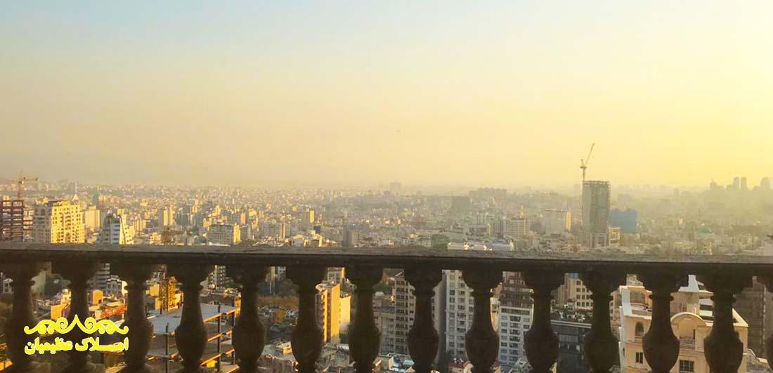 رهن و اجاره آپارتمان در اقدسیه - 540 متر زمین - (گلستان شمالی) - املاک عظیمیان - رهن و اجاره