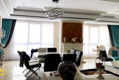فروش آپارتمان در نیاوران - 200 متر - (تکواحدی) - املاک عظیمیان - خرید و فروش