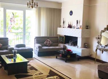 فروش آپارتمان در نیاوران - 140 متر - (گل سنگ)- املاک عظیمیان - خرید و فروش