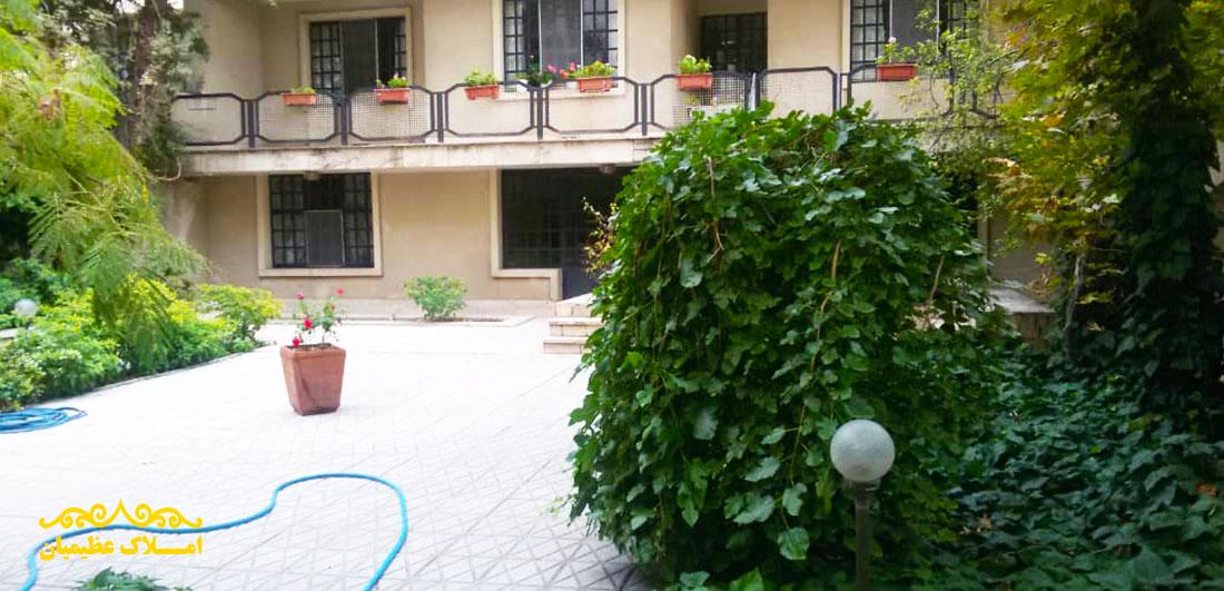 فروش ویلا دوبلکس در اقدسیه - 670 متر - (سپند) | املاک عظیمیان | خرید و فروش ویلا دوبلکس