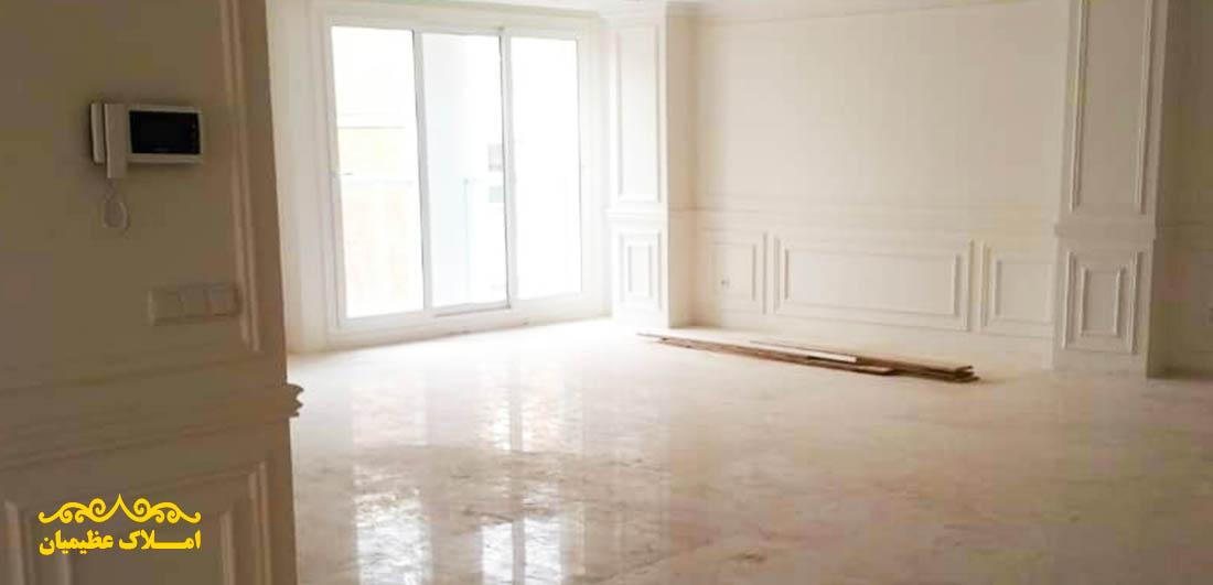 فروش آپارتمان در نیاوران - 185 متر - (نوساز) | املاک عظیمیان | خرید و فروش