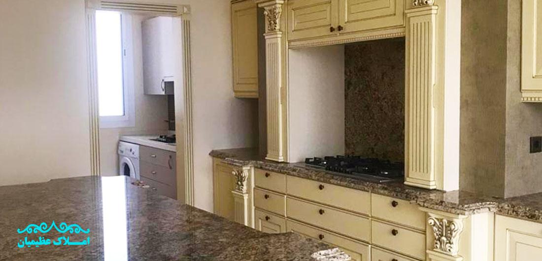 رهن و اجاره آپارتمان در فرمانیه شرقی - 350 متر - (سنبل) | املاک عظیمیان | رهن و اجاره