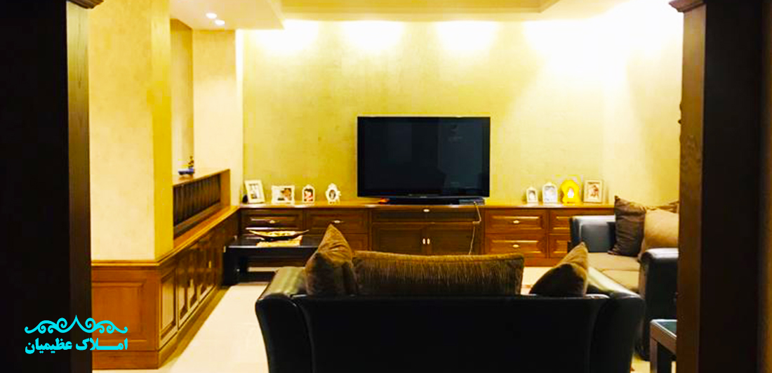 رهن و اجاره آپارتمان فرمانیه - 250 متر (نور عالی) | املاک عظیمیان | رهن و اجاره