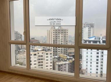 فروش زعفرانیه برج باغ در فرعی دنج ۲۵۰ متر ۳ خواب طبقات بالا ویو ابدی شهر فول فرنیش مشاعات فول