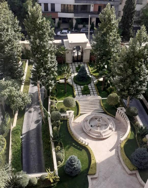 اجاره برج باغ فرمانیه